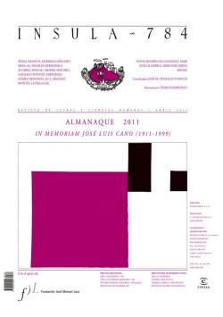 Almanaque 2011. In memoriam José Luis Cano ( 1911-1999)