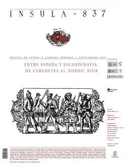 Entre España y Escandinavia. De Cervantes al Nordic Noir